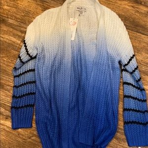 "Wildfox Couture ""Harmoney"" Ombré Cardigan NWT RARE"